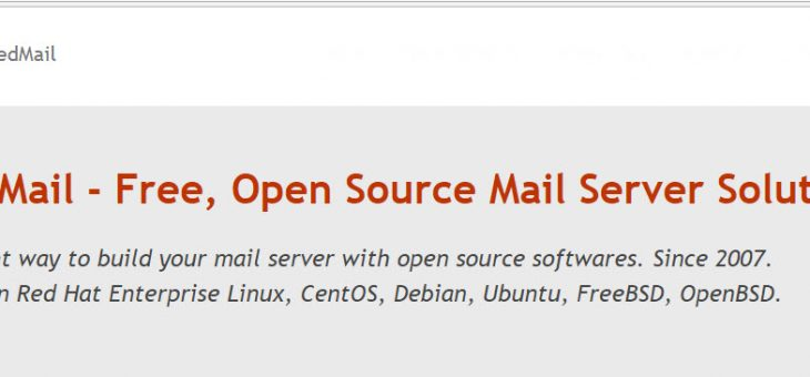 Почтовый сервер с виртуальными доменами
