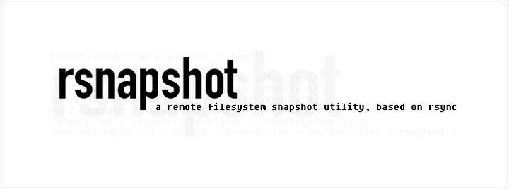 Rsnapshot — инкрементная архивация