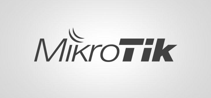 Обновление Mikrotik через cli