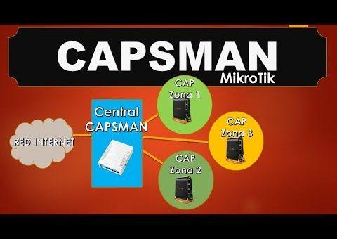Настройка CAPsMAN, 5GHz и 2GHz, гостевого и рабочего SSID